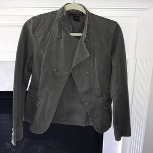 Hunter Green Jacket